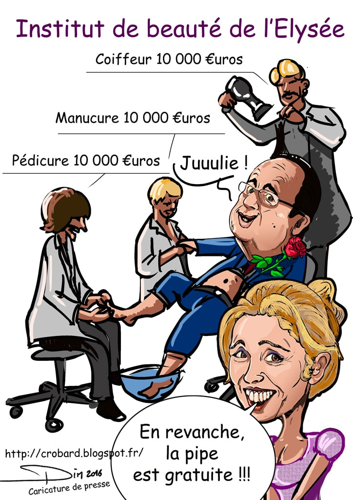 HOLLANDE COIFFEUR